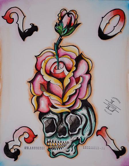 Skull-&-Rose-2013